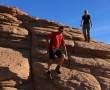 Petrified Sanddunes, bei Kayenta, Utah