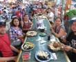 Essen in der Markthalle