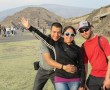 mit Jorge und Roxana