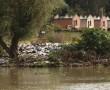 Müllhalde am Flussufer
