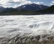 Blick auf den Root Gletscher