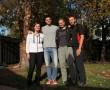 Carmen, Saša, Ulli, Stephan
