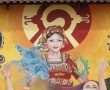 Nebaj - Wandmalerei