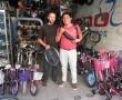 Einkauf der Fahrradersatzteile