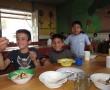 Mittagessen Waisenhaus Fundación Salvación