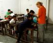 Zu Besuch in der 2. Klasse der billingualen Grundschule