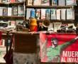 Bücherstand - Lektüre über die Revolution