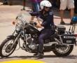 Kubanische Polizistin