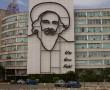 Portrait Camilo Cienfuegos am Informationsministerium