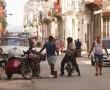 Alltag in den Straßen von Havanna