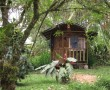 Unsere Gartenhütte in Mindo