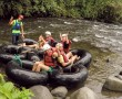 Watertubing in Mindo