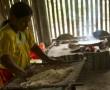 Herstellung Yuca Brot