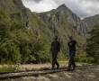 Auf dem Weg zum Machu Picchu
