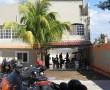 Grillen mit Piratas in Hopelchén, Campeche